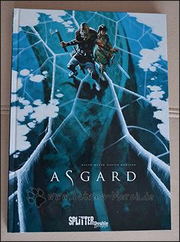 Das Cover von Asgard