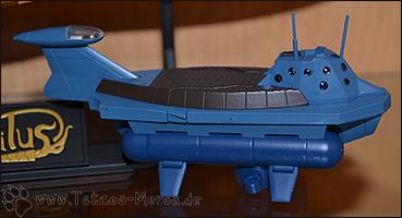 Das Mini-U-Boot der Nautilus ;)