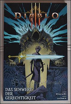 """Das Cover zu """"Diablo III: Das Schwert der Gerechtigkeit"""""""
