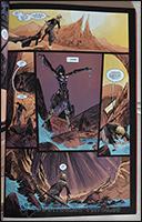 In der Höhle treffen Jacob und Shanar aufeinander.