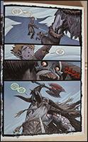 Ein Rückblick in Jacobs Kindheit - er stellt sich einem der Barbaren.