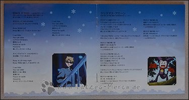 """Die Lyrics zu """"Black X'mas"""" und """"Christmas • Alone"""""""