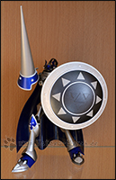 ChaosDukemon mit Gorgon und Balmung