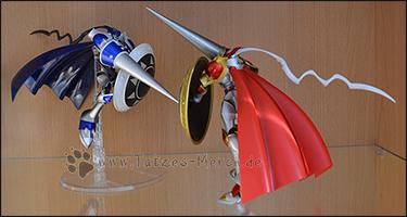 ChaosDukemon greift im Flug Dukemon an =)