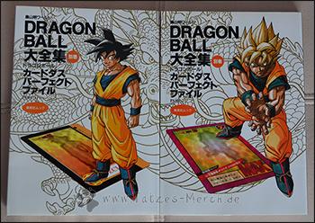 Das Cover des Dragon Ball Daizenshuu 8 und 9