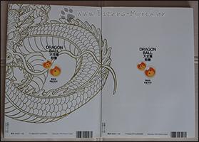 Die Rückseiten der beiden Daizenshuu