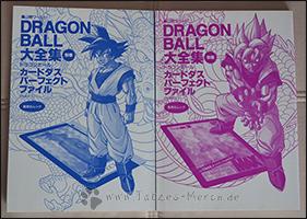 Die beiden Cover ohne Schutzumschlag