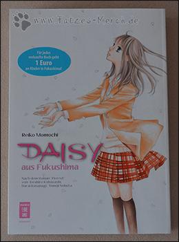 "Das Cover von ""Daisy aus Fukushima"""