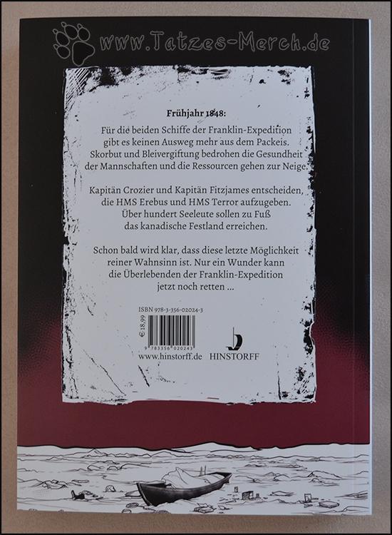 im eisland band 3 graphic novel tatzes merchandise und review blog. Black Bedroom Furniture Sets. Home Design Ideas
