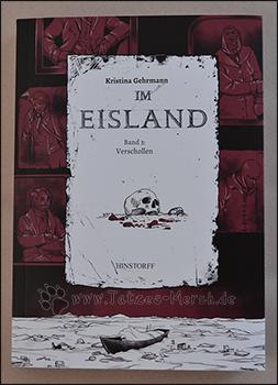 "Das Cover zu ""Im Eisland"" Band 3"