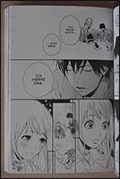 Naho und Kakeru kommen sich näher