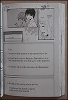 Als Kakeru mit Ueda zusammen ist, entfremden er und Naho sich