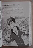 """""""Spring-Colored Astronaut"""" ist eine Kurzgeschichte, die am Ende des Manga kommt und in den weiteren Bänden fortgesetzt wird"""