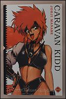 """Das Cover von """"Caravan Kidd"""""""