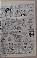 Wataru und Babo streiten sich ums Geschäft