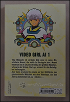 "Die Rückseite zu ""Video Girl Ai"" Band 1"