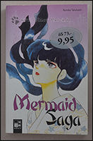 Das Cover von Mermaid Saga
