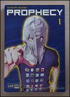 """Das Cover von """"Prophecy"""" Band 1"""