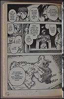 König Kashew hält Kriegsrat mit Parn, Deedlit und dem Zauberer Slain
